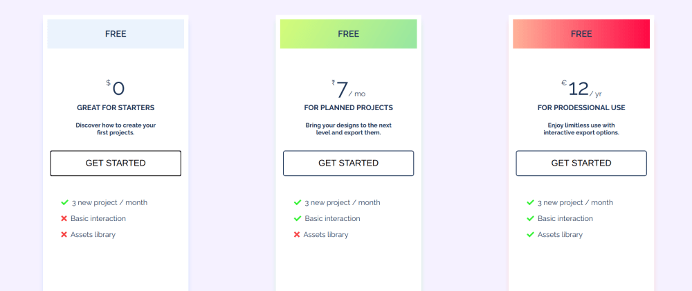 Cover image for Check out my Pricing Component For React on npm.