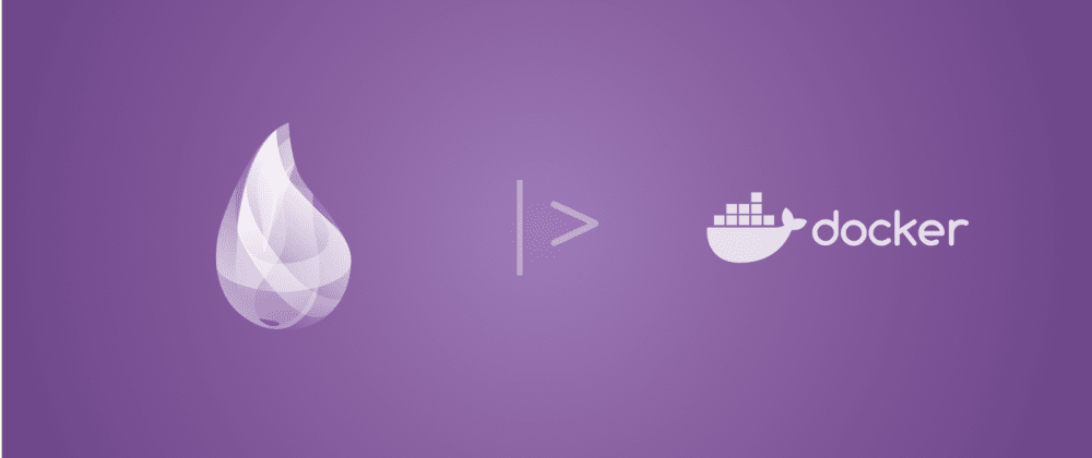 Cover image for Multi-stage Docker and Elixir releases