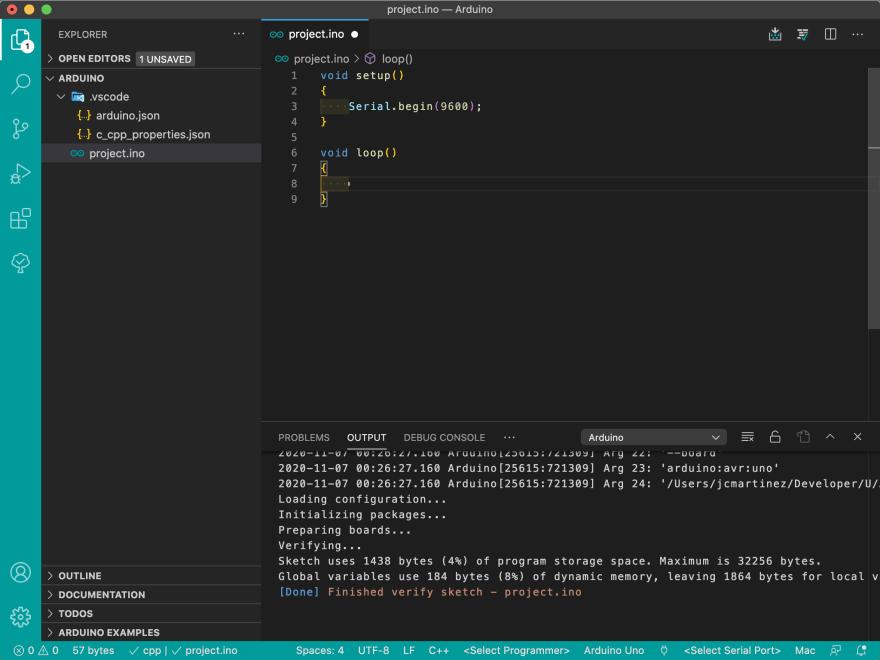 vscode-arduino