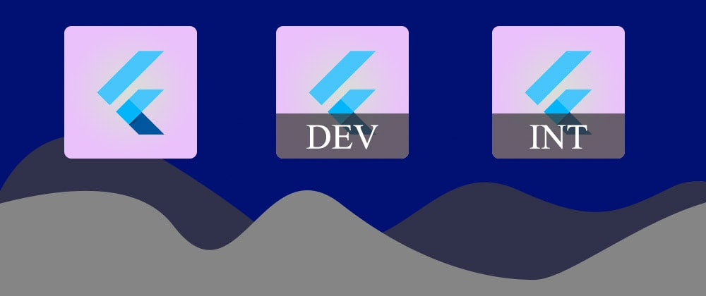 Cover image for Flutter: flavors launcher icons made simple