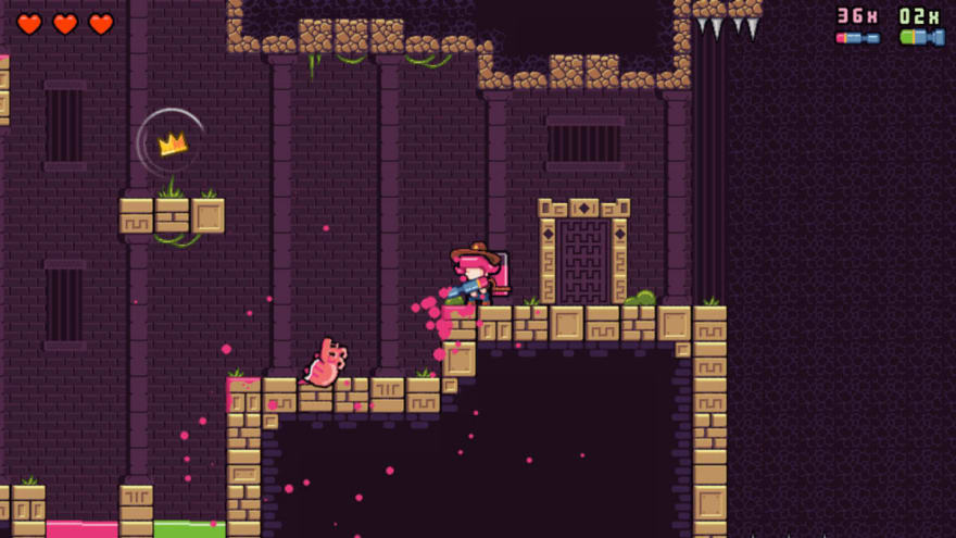 Enclave Games - Five cool Web Monetized games: Relic Splatter