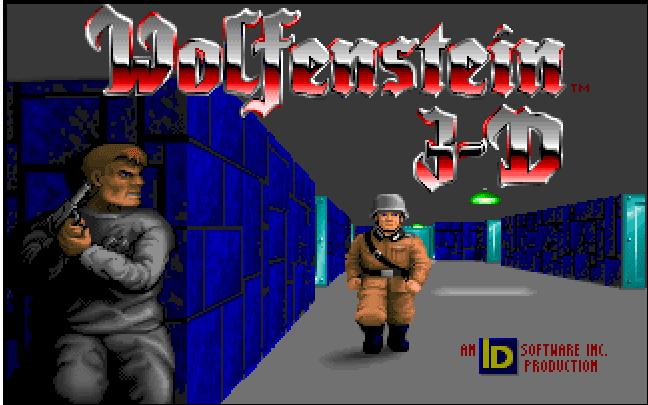 Wolfstein Logo