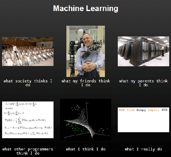 Beginning with Machine Learning - Part 1