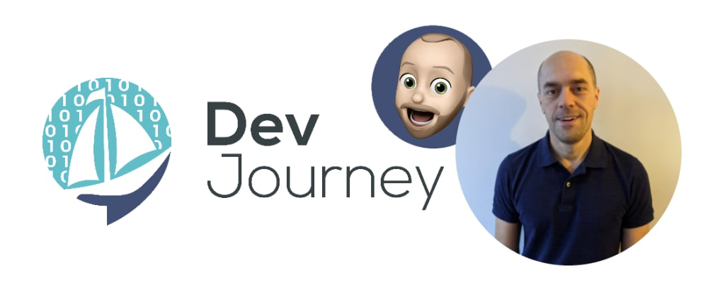 Cover image for Clifford Agius is a developer flying a Boeing 787 for fun, and other things I learned recording his DevJourney (#153)