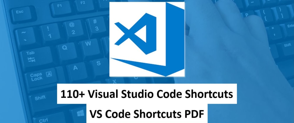 Cover image for Super handy VSCode shortcuts in a printable format!