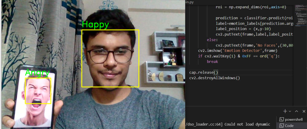 Cover image for  Emotion Detection 😠🤢😱😇😐☹️😲 CNN using keras