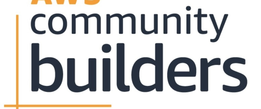 Cover image for Join the AWS Community Builders program!
