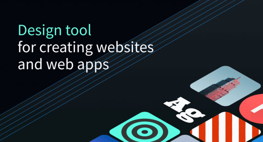 Quarkly - design tool for creating websites and web apps