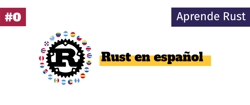 Cover image for Aprende Rust en español
