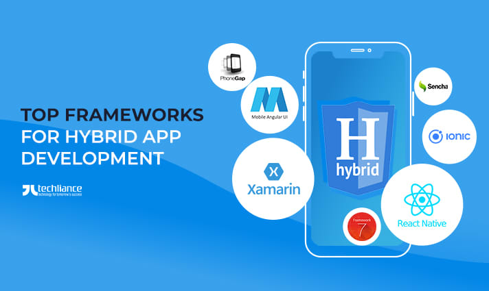 Top 10 Hybrid App Development Frameworks for Cross Platform Mobile Applications - DEV Community 👩‍💻👨‍💻