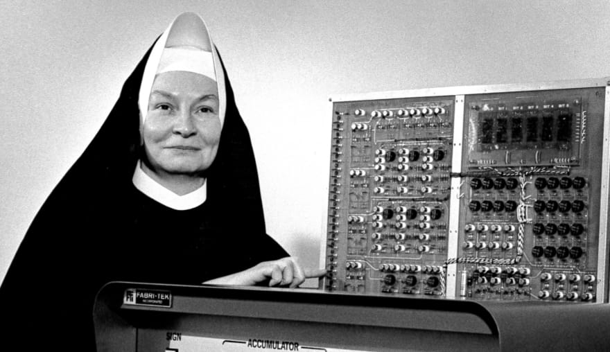 Sister Mary image