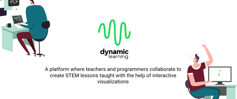 Cover image for Dynamic Learning: An open-source project to teach effectively using interactive visualisations