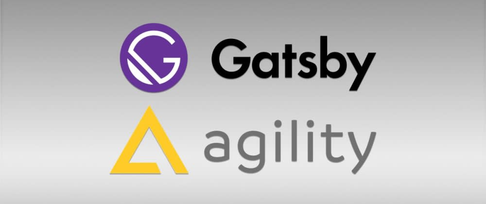 Cover image for Using Gatsby with Agility CMS