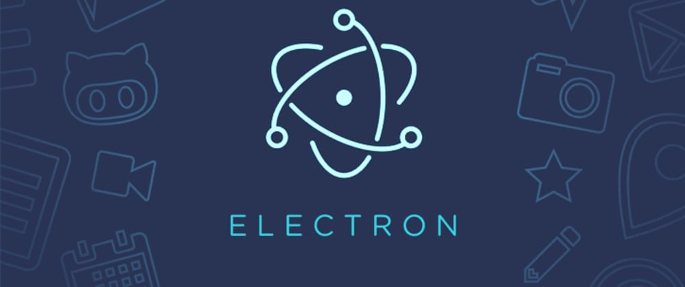 Cover image for Have you built any projects with Electron?