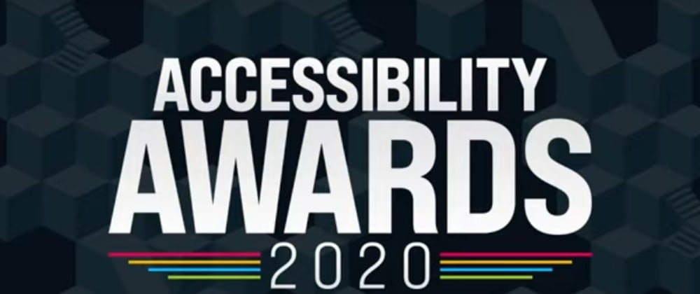 Cover image for 2020 Video Game Accessibility Awards