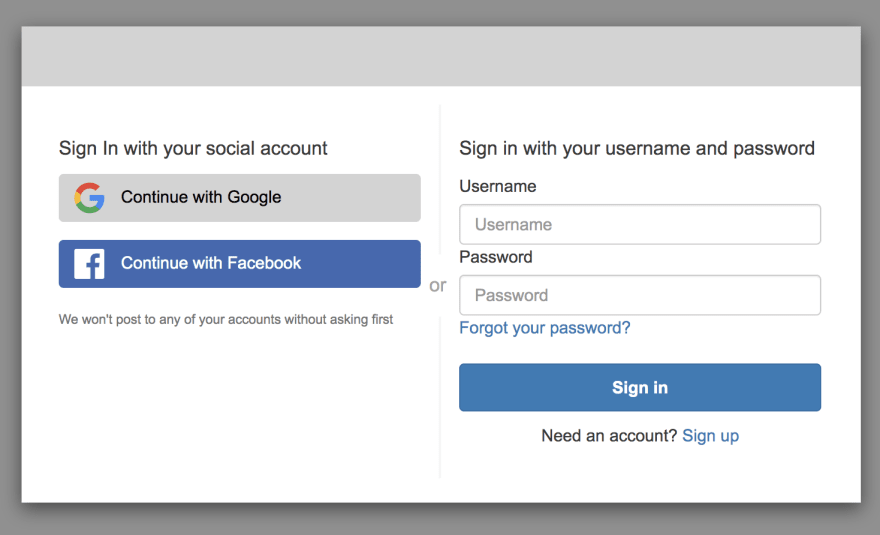 The Complete Guide to User Authentication with the Amplify Framework