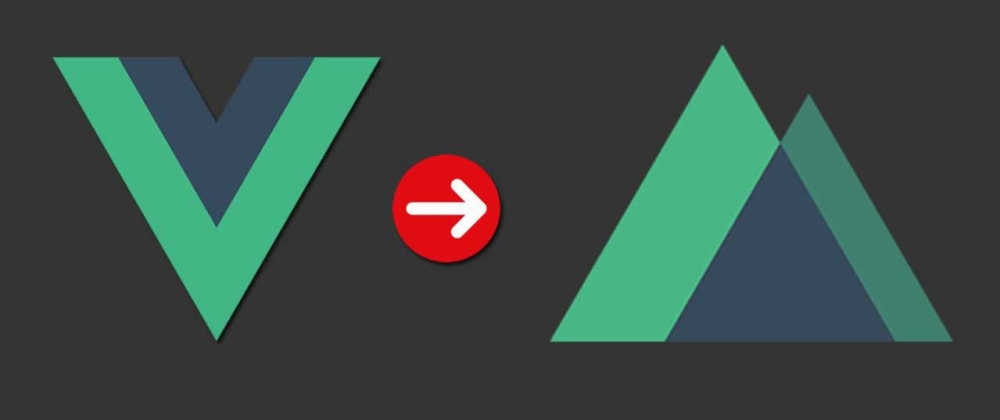 Cover image for How to migrate a VueJs project to NuxtJs in 8 steps.