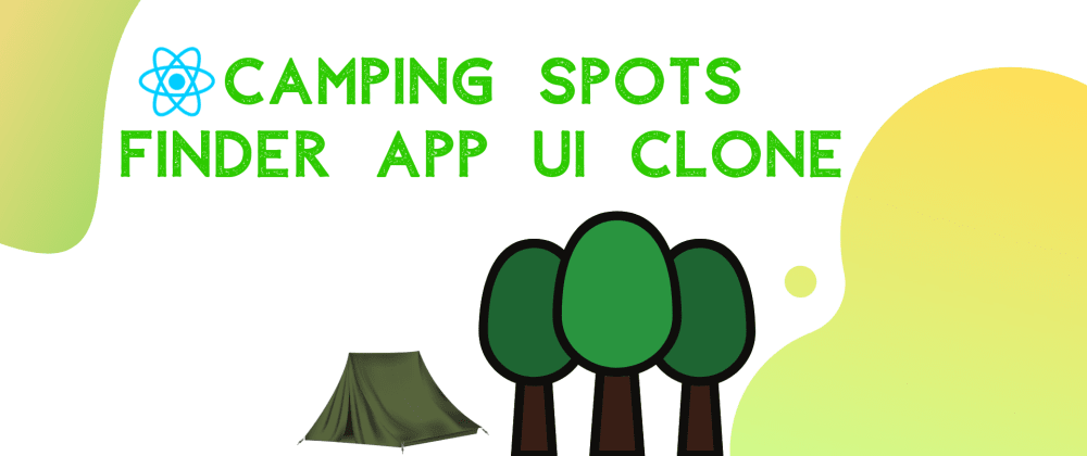 Cover image for Camping Spots Finder App UI Clone with React Native # 2: List Section