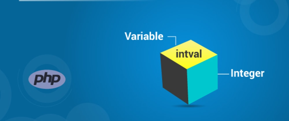 Cover image for IntVal() to see if an array is empty