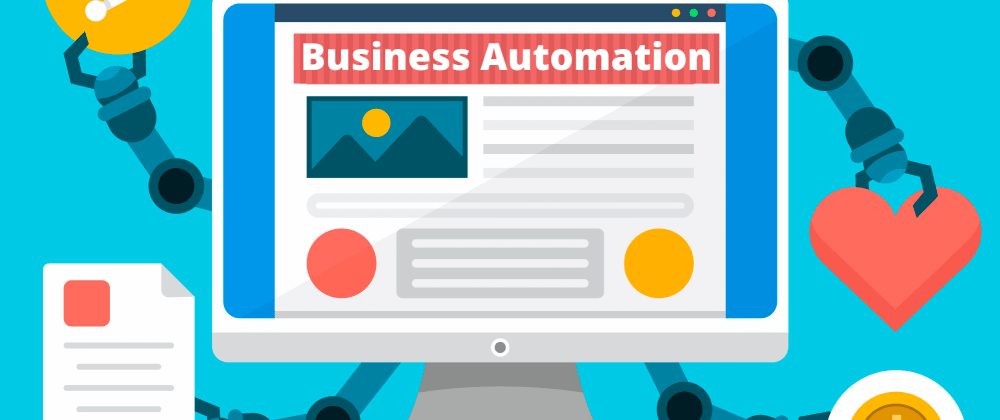 Cover image for  Top 5 Business Automation Tools in 2020