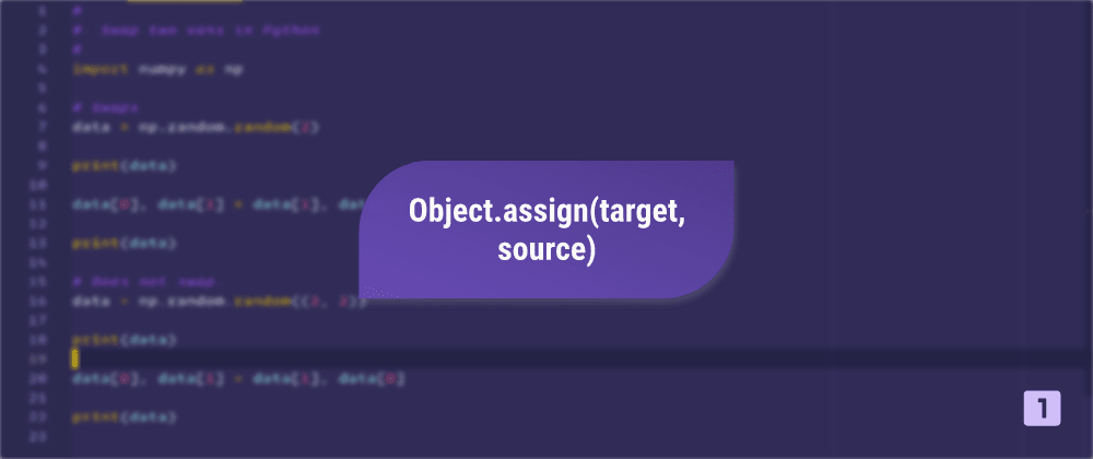 Cover image for 🔥🔥🔥 Copying object keys and values to a class.🔥🔥🔥
