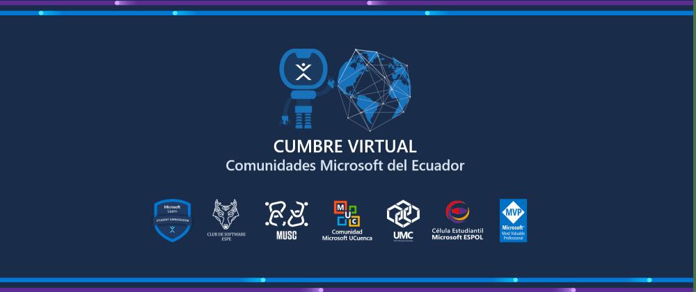 Cover image for Cumbre Virtual 2020