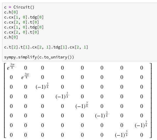 Understanding how to create Toffoli gate using Blueqat - DEV