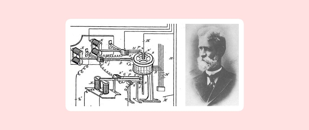 Cover image for Almon Brown Strowger and the Invention of the Automatic Telephone Exchange