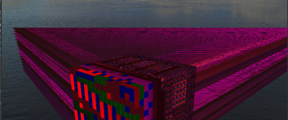 Cover image for The beginning of my journey: making a rendering engine