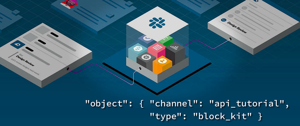 Cover image for [Slack API Tutorial] Building Contextual Restaurant Search Slash Command Results with BlockKit