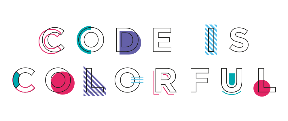 Cover image for Code IsColorful - what does itmean?