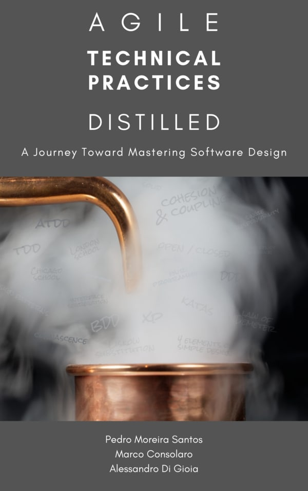 Agile technical practices distilled book cover