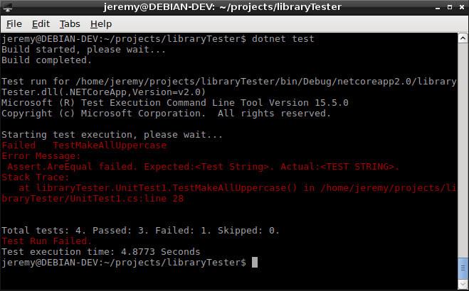 Unit Testing with  NET Core - DEV Community 👩 💻👨 💻