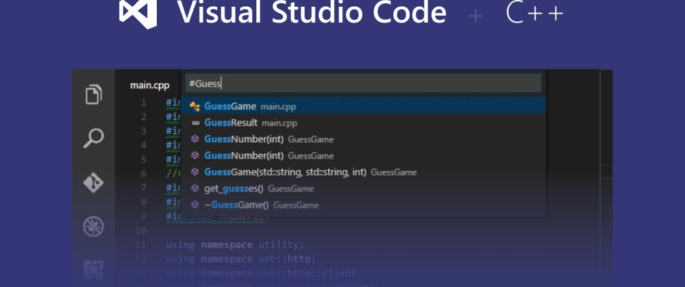 Cover image for Build and Debug C++ Application with VSCode and MSVC