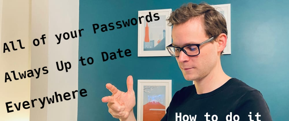 Cover image for Mobile Password Management