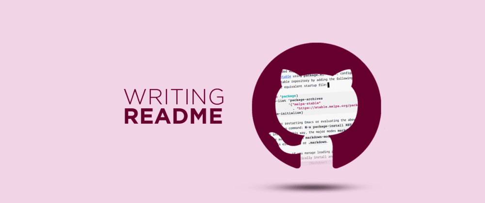 Cover image for Writing a ReadMe: StarterPack