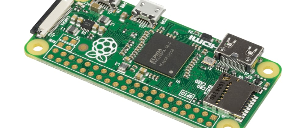 Cover image for Run a web-scale app with the Raspberry Pi