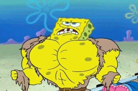 dsl spongebob