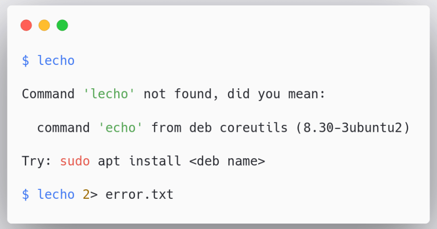 error-basic