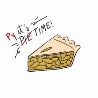 Mid Meet Py 🎙️ logo