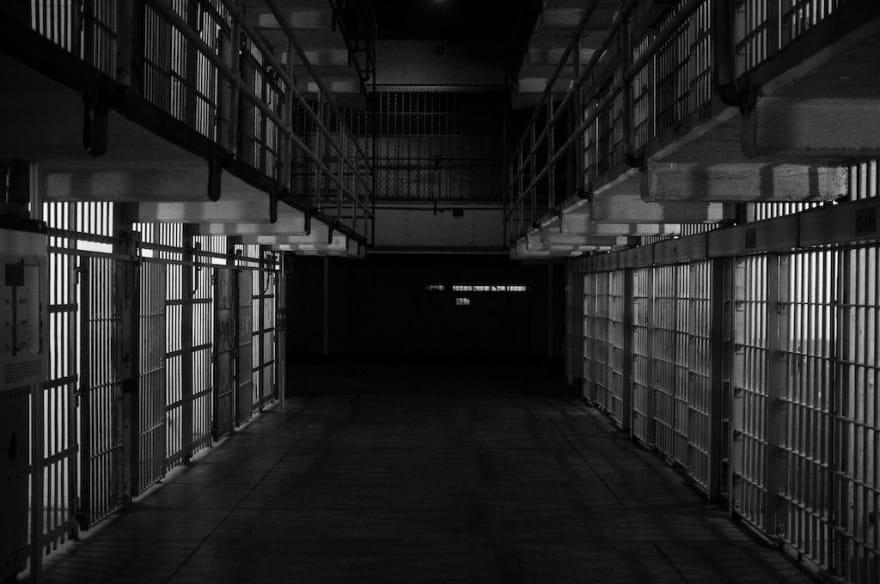 Empty jail cells