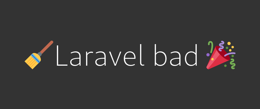 Cover image for [Introductory] Laravel sucks. Here's 100 reasons why