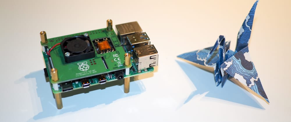 Cover image for Installing Folding at Home on a Raspberry Pi