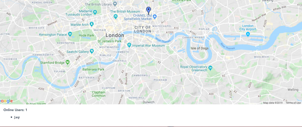 Cover image for Implementing a realtime geo-location tracker with VueJS and Ably
