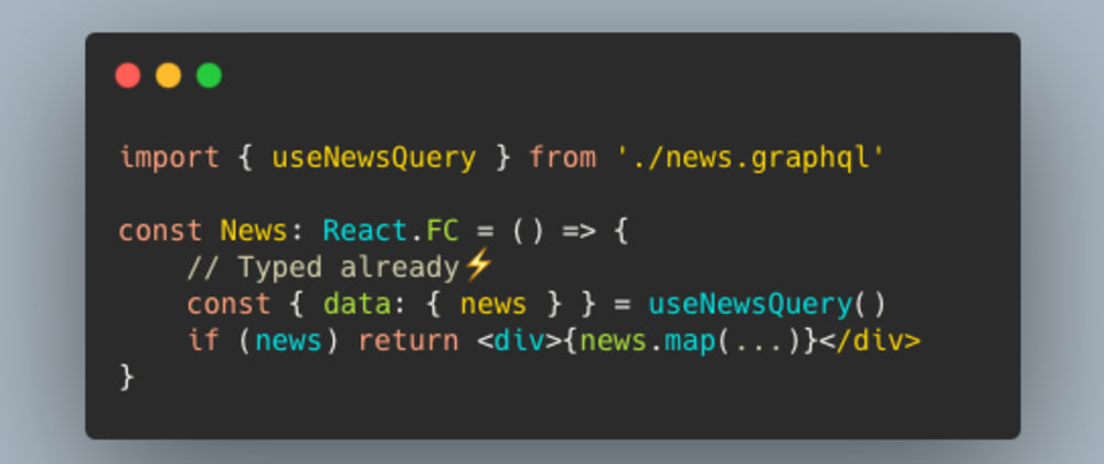 Cover image for graphql-let - A Webpack loader for GraphQL Code Generator