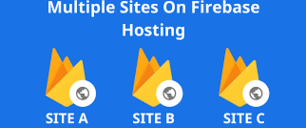 Cover image for How to deploy multiple sites to firebase hosting?