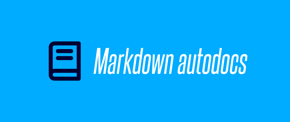 Cover image for A GitHub Action that automatically generates & updates markdown content (like your README.md) from external or remote files.