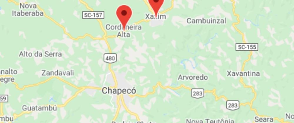 Cover image for Olá Coleguinha! Vamos aprender a usar a API Google Maps com React?