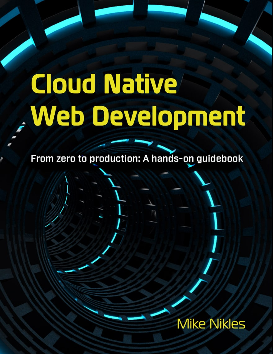 Cloud Native Web Development cover