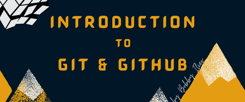 Cover image for Open-source Introduction to Git and GitHub eBook 💡